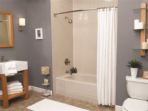 Bathtub Replacements and installation by L.J. Stone Company