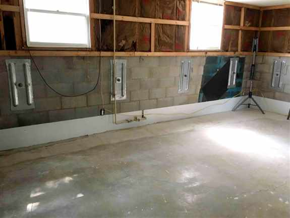 If you've seen issues such as floor cracks, bowing walls, or other foundation damage, Basement Systems of Indiana can help. We will find the source of your problem and provide you with a quality foundation repair solution.
