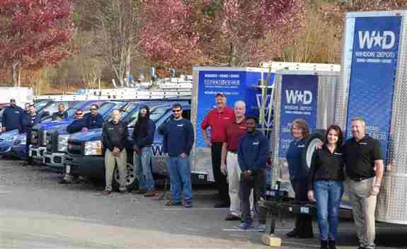 Our Window Depot Team