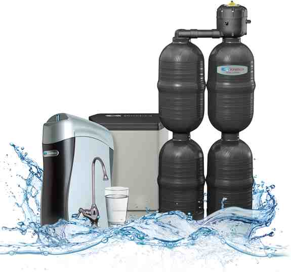 Kinetico Water Treatment Systems. Offering non- electric water softening, whole house water filtering, and water purification systems.