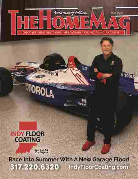 Indy Floor Coating featured on our May 2020 cover.
