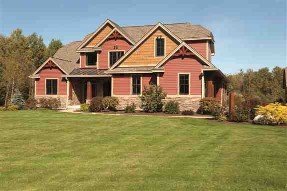 Marvin Elevate Collection: Wood Ultrex with wood interiors and Ultrex fiberglass exteriors.