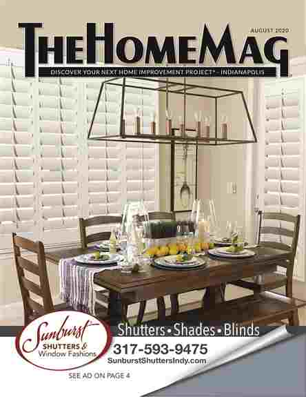Sunburst Shutters featured on our August 2020 cover.