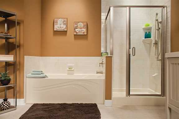 One Day Bathroom Remodeling by L.J. Stone Company