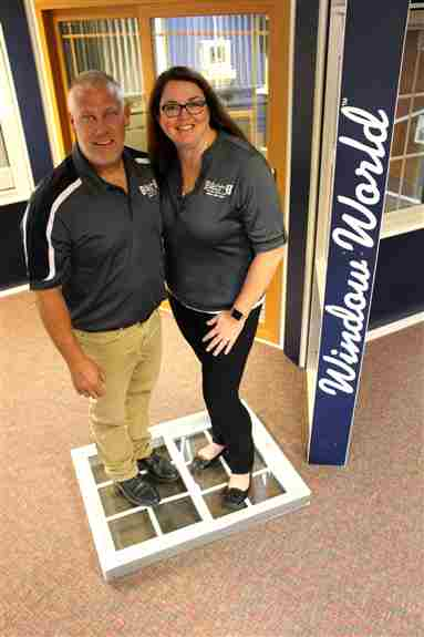 Window World of Des Moines was founded in 2012 and is locally owned by Paul and Heather Koenig. We partner with the best manufacturers, which enables our customers to save through our national buying power.