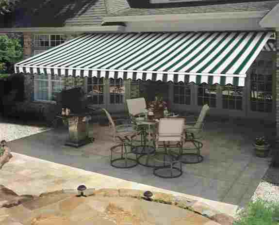Strongest awning in the industry.