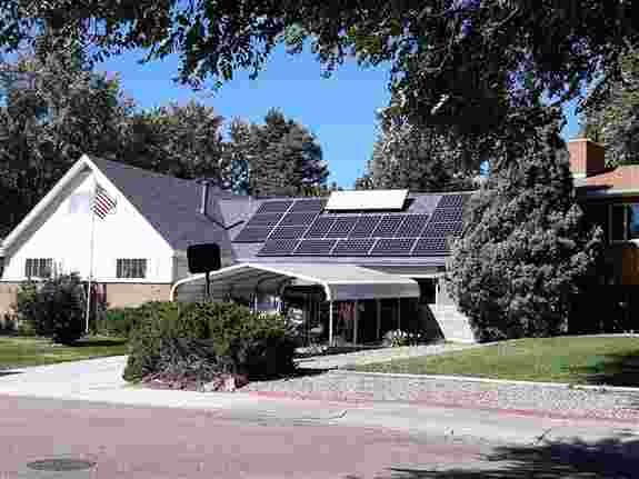 EcoMark Solar specializes in residential installation. We've been in business for 10 years, serving Colorado communities across the front range.