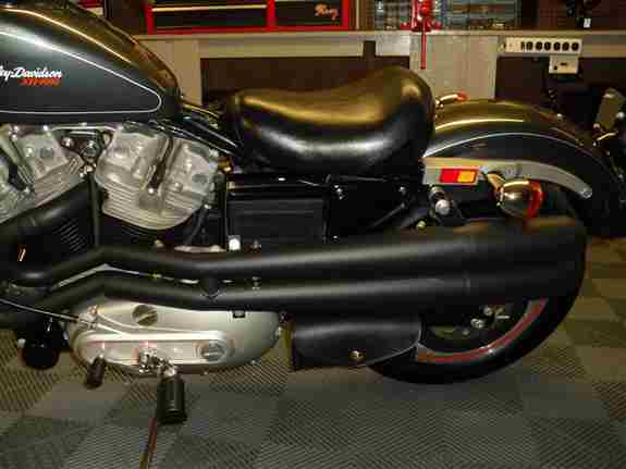 Bike exhaust High Heat Paint