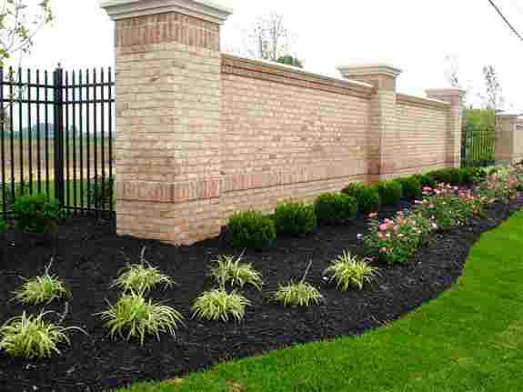 Our most popular Black Colored Mulch is dyed dark jet black to provide long-lasting color.